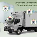 松業科技推出符合冷鏈物流應用LoRa溫濕度即時感知方案